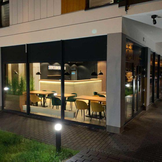 Ursus sushi- restauracja z dostawą