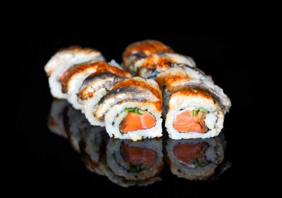 Jak jeść sushi?