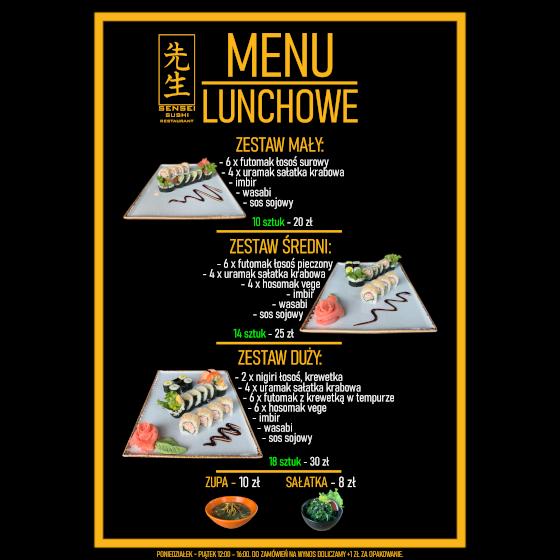 menu na zdjęcie - strona www